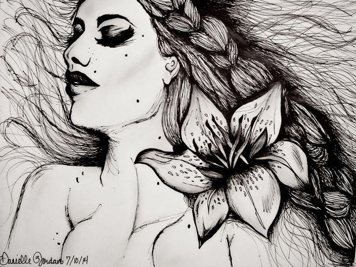 Blissful - Danielle Jordan