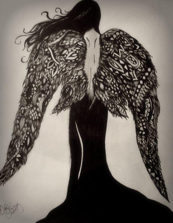 Angel Wings - Danielle Jordan