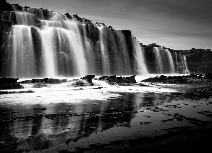 Waterfall - Aldian Silalahi