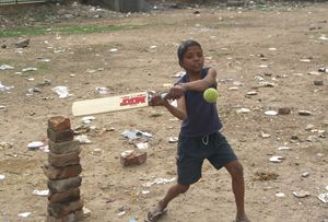 Eye On The Ball – Cricket - EndLocalHunger