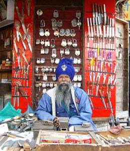 Locksmith, Punjab, India