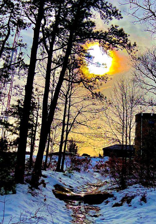 Winter dusk - Navahfleur