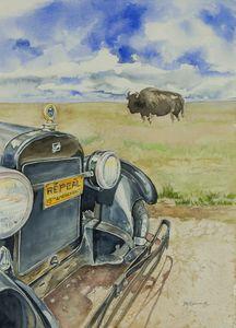 The Bootlegger's Buick - Suzanne Edmonds