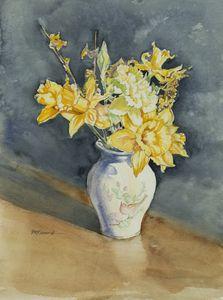 Daffodils - Suzanne Edmonds