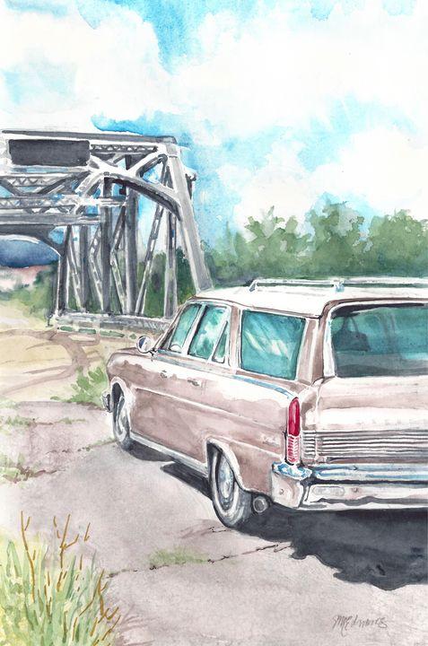 The Bridge to Where? - Suzanne Edmonds