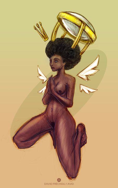 Queen Angel - Avid