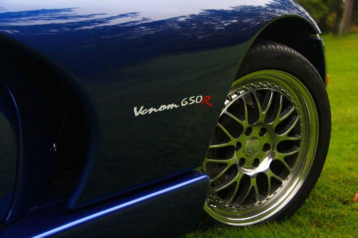 1997 Viper Hennessey Venom 650R - DC Photography
