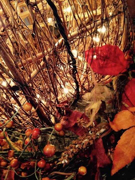 October Warmth - Rebecca Sandora