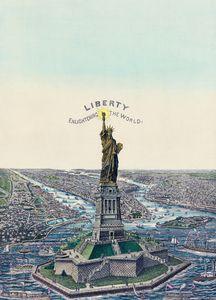 The Great Bartholdi Statue, Liberty