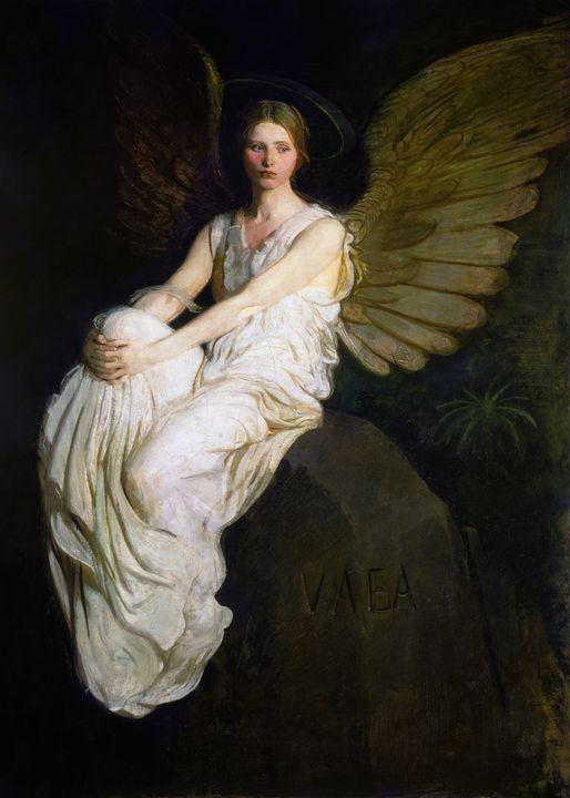 Stevenson Memorial (1903) - Oh So Artsy