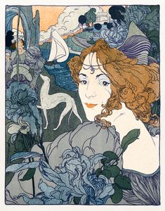 Retour 19th Century french poster