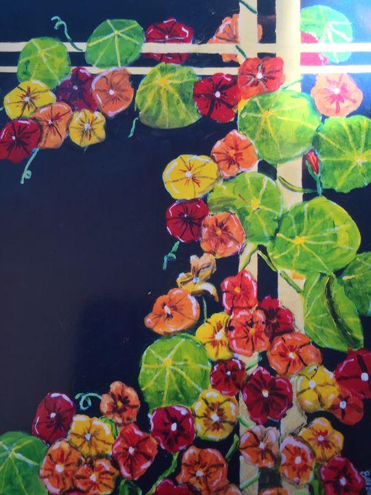 Nastertuims - Art by Barbara Saul