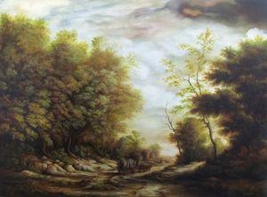 Dan Scurtu - Forest Road