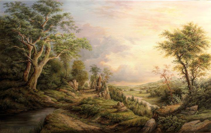 Dan Scurtu - Landscape - Dan Scurtu
