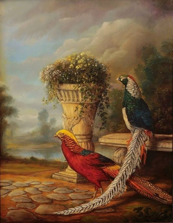 Dan Scurtu - Pheasants - Dan Scurtu