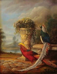 Dan Scurtu - Pheasants