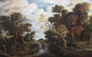 Dan Scurtu - Old Forest