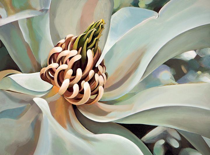 Beaulah's Magnolia - Epperson Artworks