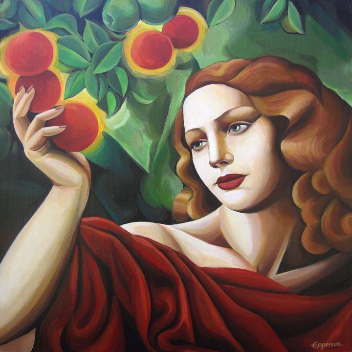 Eve - Epperson Artworks