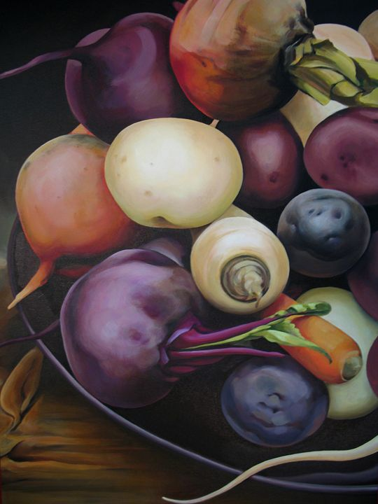 Beets & Potatoes - Epperson Artworks