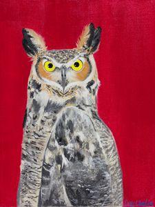Pepper Owl