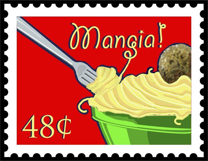 Mangia! - Lia-Marie's Design Studio
