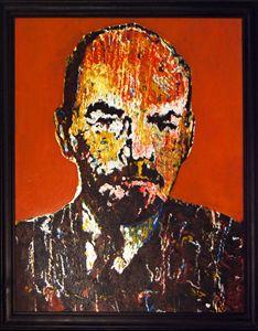 Joshko - Lenin Pop art