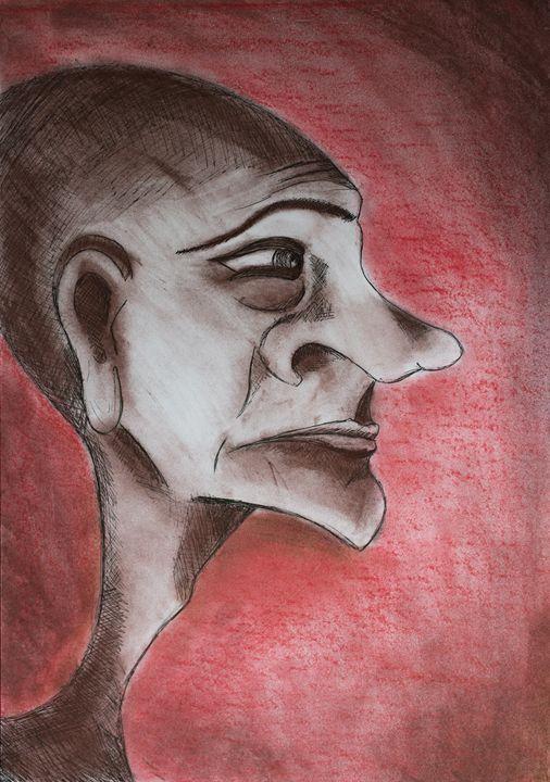Thin man - Jencsik Ildikó