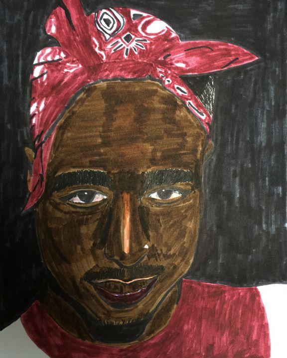 Tupac Shakur - TOBA