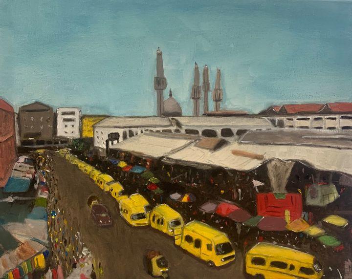 Lagos Market 2 - TOBA