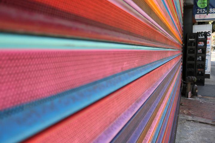 Colorful New York Adventure - Tori Hofstein Arts