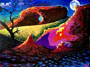 El güaraguao y la luna (2 of 2)