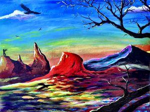 El güaraguao y la luna (1 of 2)