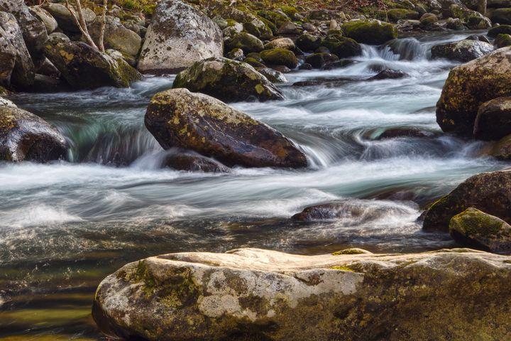 River Rapids - Perkins Designs