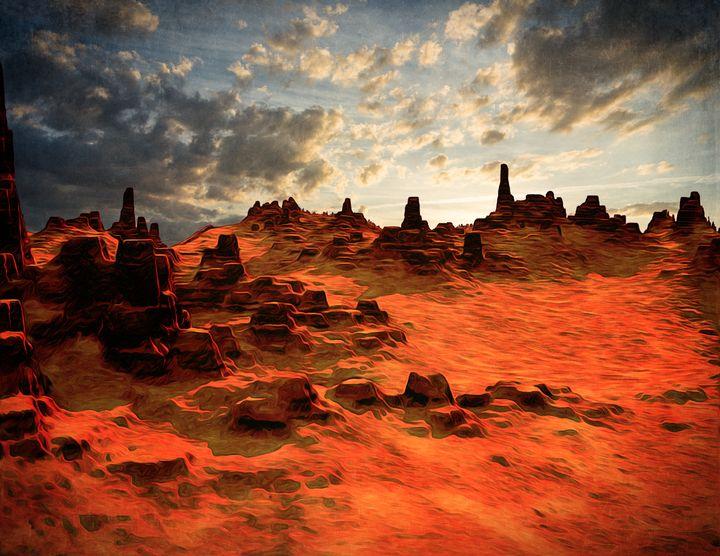 Return To Mars - Perkins Designs