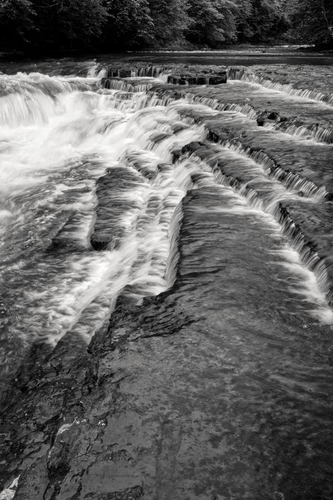 Cascades at Burgess Falls - Perkins Designs