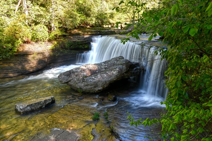 Upper Greeter Falls 3 - Perkins Designs