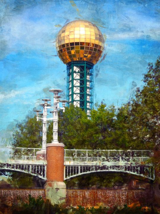 Sunsphere In Knoxville TN - Perkins Designs
