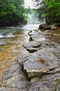 Top of Cane Creek Falls