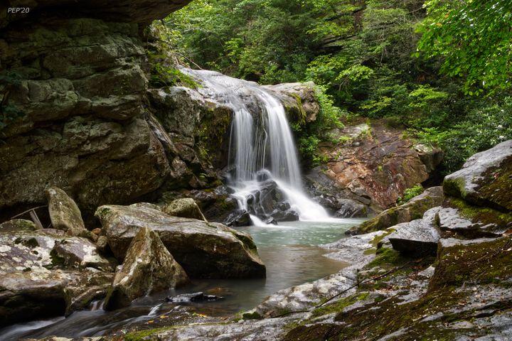 Paine Creek Waterfall 7 - Perkins Designs