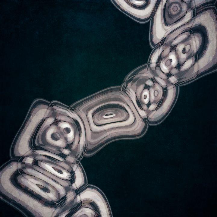Abstract Molecules - Perkins Designs