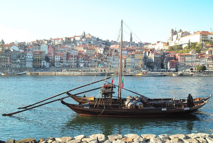 The Rabelo boats, Portugal - Dream Light
