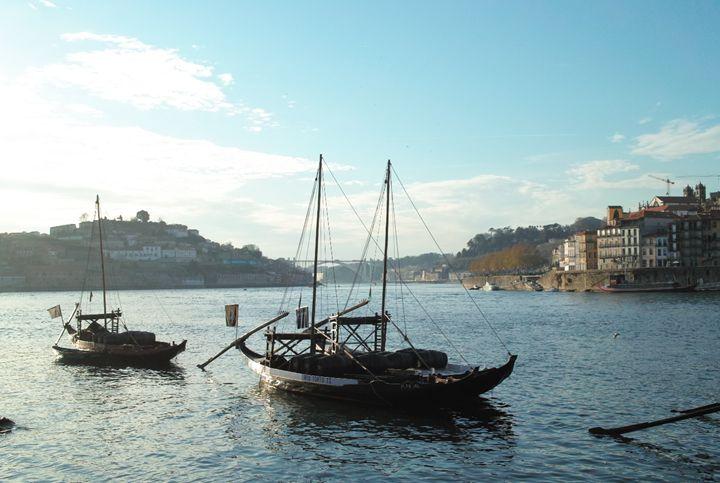 The Rabelo boats - Dream Light