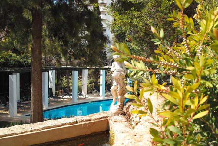 Pool, garden, paradise - Dream Light