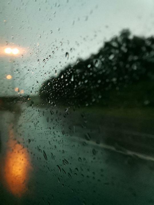 Captured wet moment on a road - #bymohenski