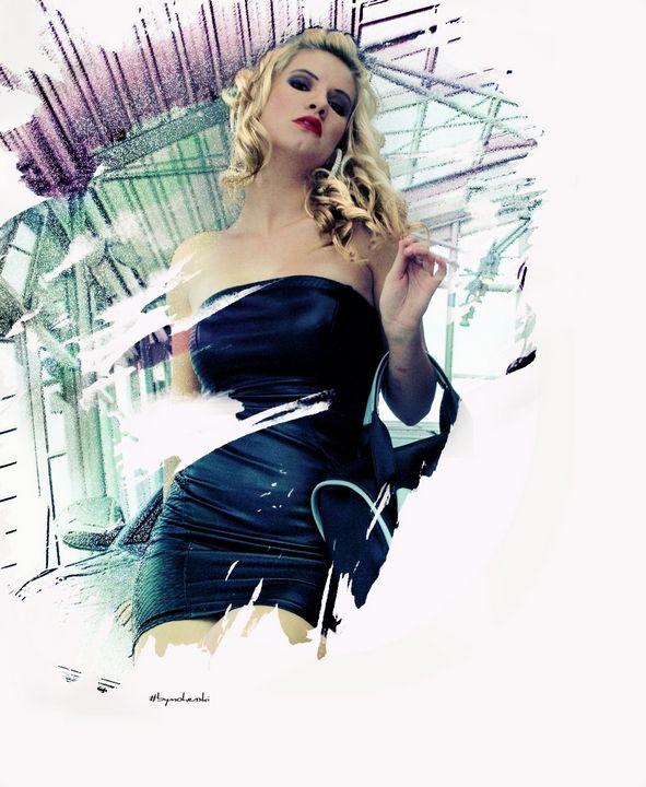 Pin Up Beauty - #bymohenski