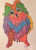 Peppy Pomeranian