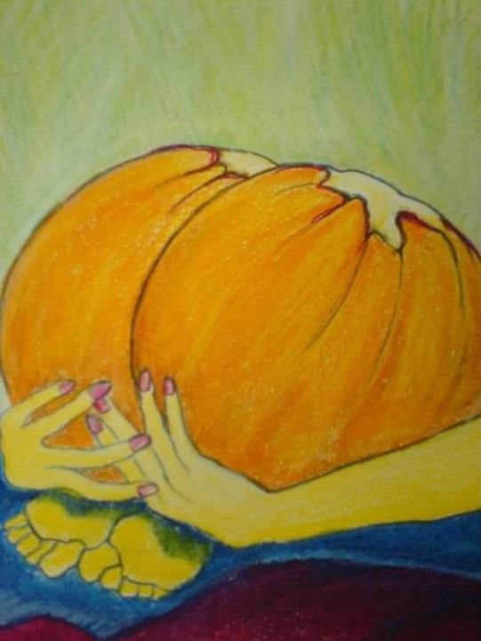 Pumpkin Ass - Bogumil Staciwa