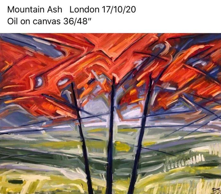 Mountain Ash - Bogumil Staciwa