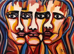 Look in my eyes - Bogumil Staciwa